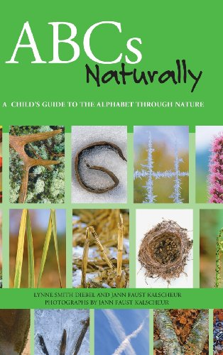9781931599276: ABCs Naturally: A Child's Guide to the Alphabet Through Nature