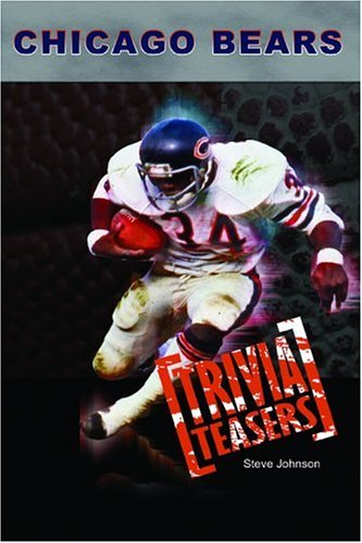 9781931599764: Chicago Bears Trivia Teasers