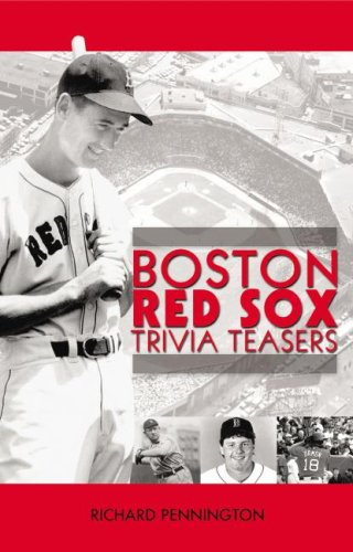 9781931599825: Boston Red Sox Trivia Teasers