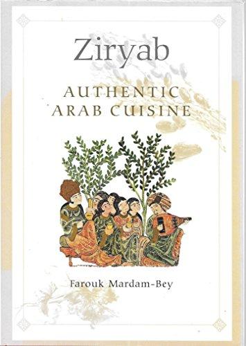 ZIRYAB Authentic Arab Cuisine: Farouk Mardam-Bey