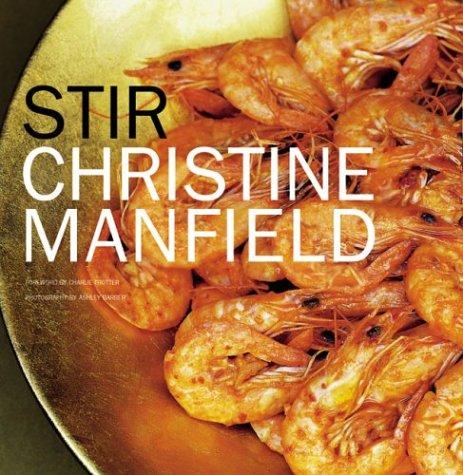 STIR: Manfield, Christine; Foreword