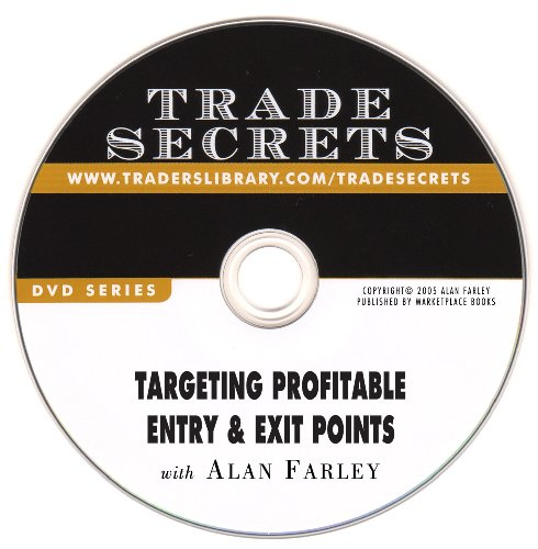 9781931611015: Targeting Profitable Entry and Exit Points with Alan Farley