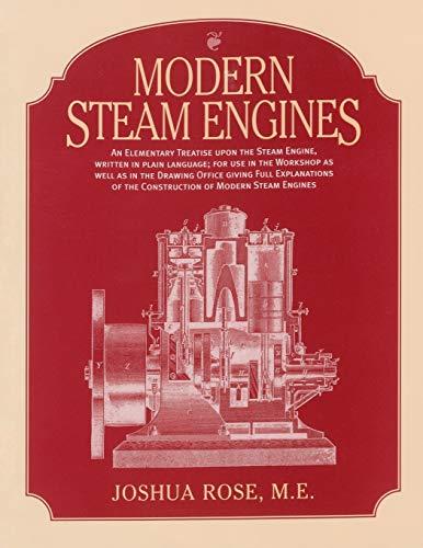 9781931626156: Modern Steam Engines