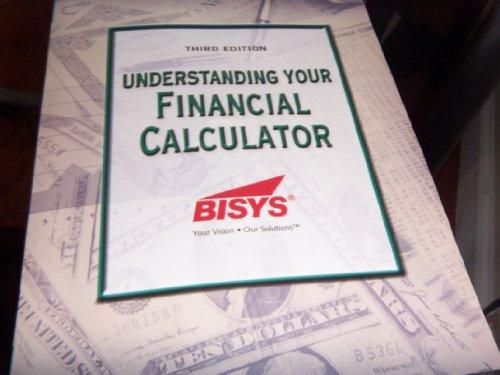 9781931629041: Understanding your financial calculator (Dalton PFP series)