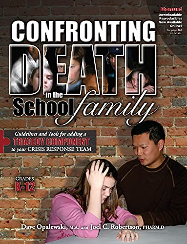 9781931636360: Confronting Death in the School Family-Grades K-12