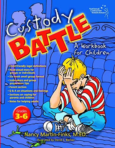 9781931636421: Custody Battle: A Workbook for Children