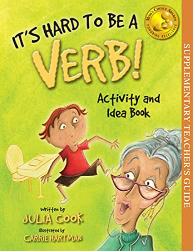 9781931636551: It's Hard to be a Verb! Activity and Idea Book