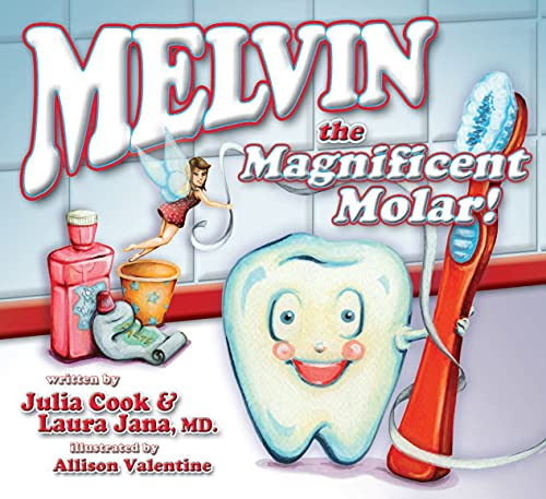 9781931636742: Melvin the Magnificent Molar