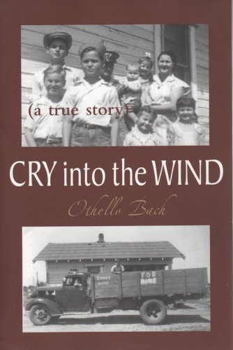 9781931643610: Cry Into the Wind: A True Story