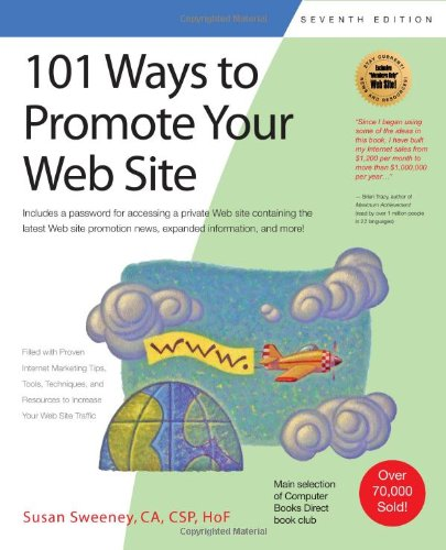 9781931644655: 101 Ways to Promote Your Web Site (101 Ways series)