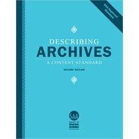 9781931666596: Describing Archives: A Content Standard