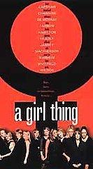 9781931669009: A Girl Thing [VHS]