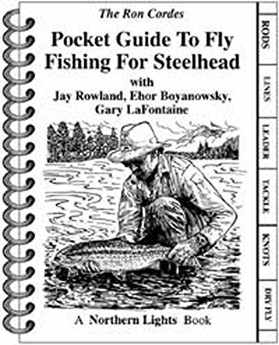 9781931676014: Pocket Guide to Fly Fishing Steelhead (PVC Pocket Guides)