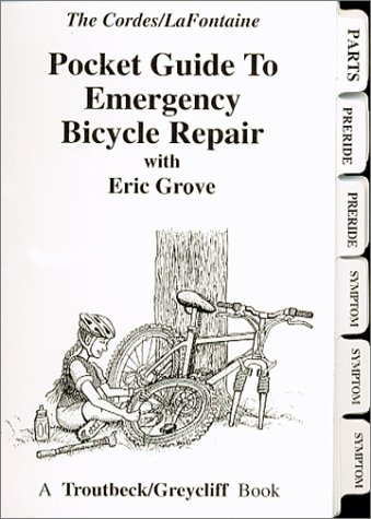 9781931676090: Pocket Guide to Emergency Bicycle Repair (PVC Pocket Guides)