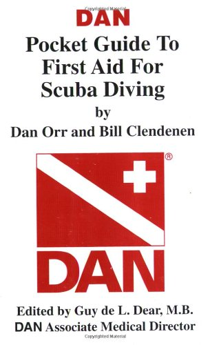 9781931676168: DAN Pocket Guide to First Aid for Scuba Diving