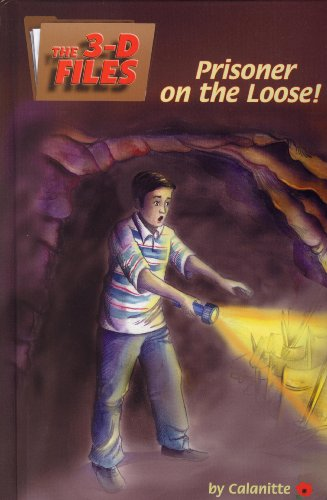 9781931681476: 3D Files: Prisoner on the Loose! (A Journey With Rabbi Jurave)