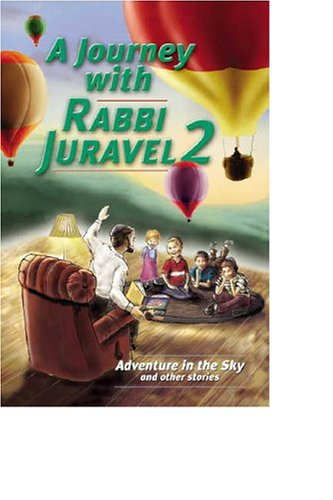 9781931681506: Israel Book Shop: A Journey with Rabbi Juravel 2 - Adventure in the Sky & Other Stories (The Adventures of the Gimmel Gang)