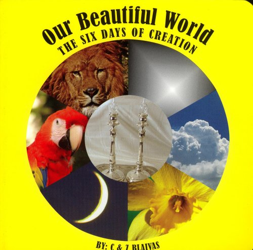 9781931681919: Torah for Toddlers: Our Beautiful World