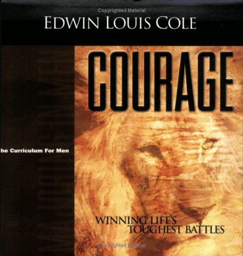 9781931682152: Courage Winning Lifes Tough Battles Workbk (Majoring in Men: The Curriculum for Men)