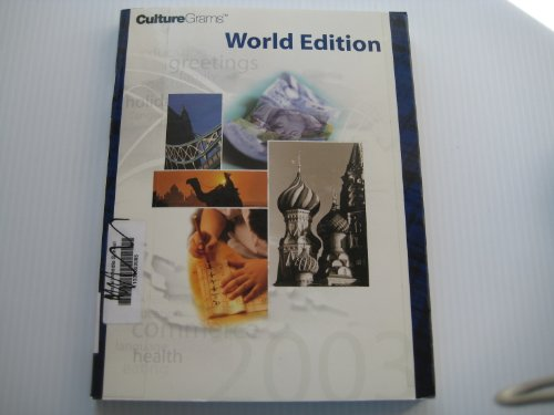 CultureGrams World Edition. Europe, Vol. 2