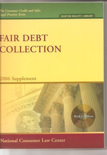 Fair Debt Collection 2006 Supplement: Hobbs, Robert J.