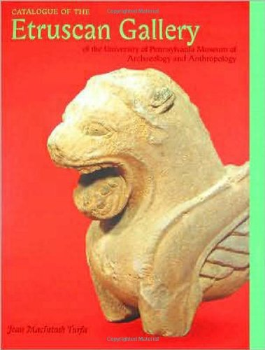 9781931707527: Catalogue of the Etruscan Gallery of the University of Pennsylvania Museum of Archaeology and Anthropology