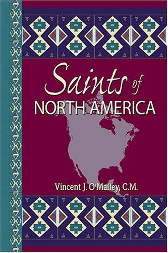 9781931709521: Saints of North America