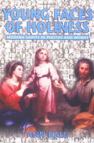 9781931709552: Young Faces of Holiness: Modern Saints in Photos and Words