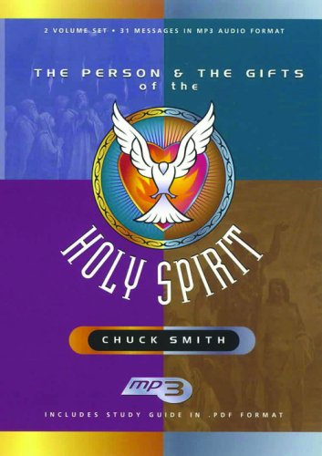 9781931713870: The Person and the Gifts of the Holy Spirit MP3 Set
