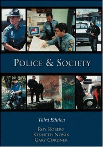 9781931719193: Police & Society