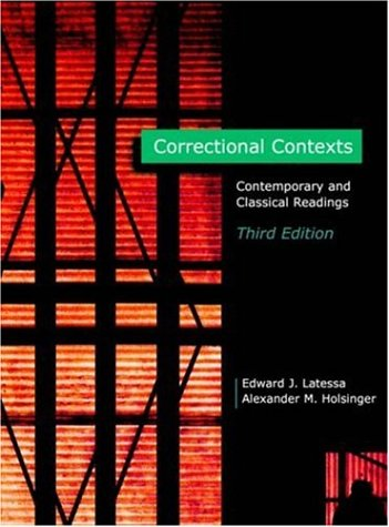 9781931719599: Correctional Contexts: Contemporary And Classical Readings