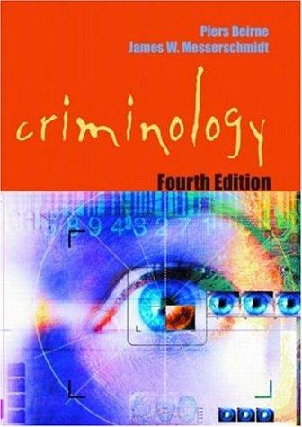 9781931719643: Criminology