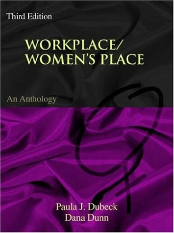 9781931719698: Workplace/Women's Place: An Anthology