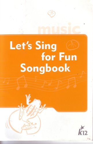 9781931728553: Let's Sing for Fun Songbook