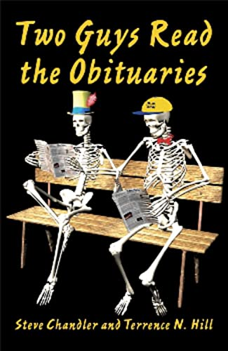 Two Guys Read the Obituaries