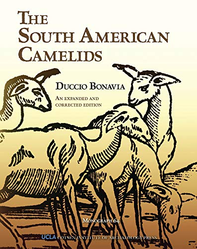 9781931745406: The South American Camelids (Monographs)