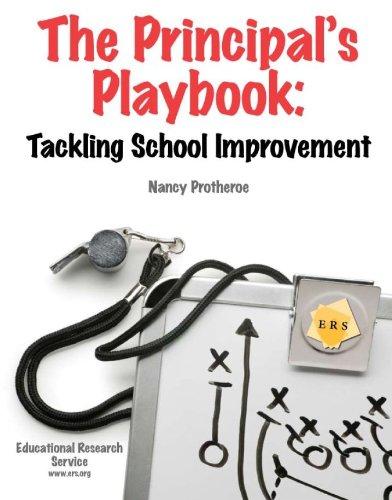 9781931762885: The Principal's Playbook: Tackling School Improvement