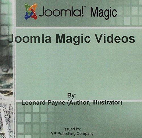 9781931772280: Joomla Magic Videos