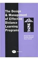 9781931777803: The Design and Management of Effective Distance Learning Programs