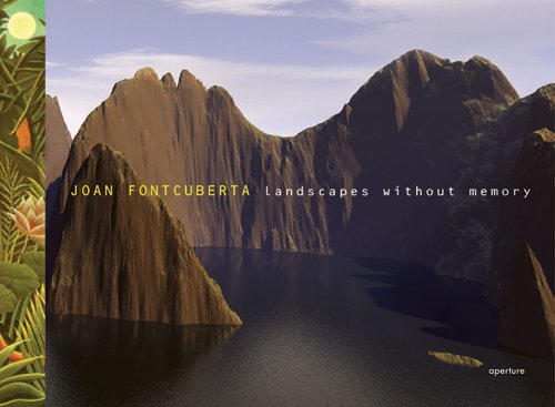 9781931788793: Joan Fontcuberta: Landscapes Without Memory