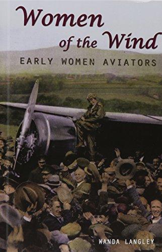 9781931798815: Women of the Wind: Early Women Aviators (Women Adventurers)