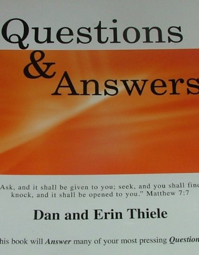 9781931800075: QUESTIONS & ANSWERS