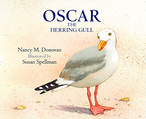 9781931807692: Oscar the Herring Gull