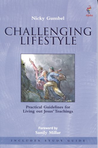 Challenging Lifestyle Book with Study Guide