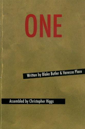ONE: Butler, Blake; Place,