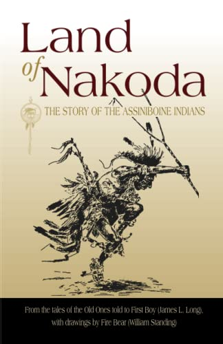Land of Nakoda: Federal Writers' Project
