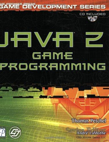 9781931841078: Java 2 Game Programming (The Premier Press Game Development Series)