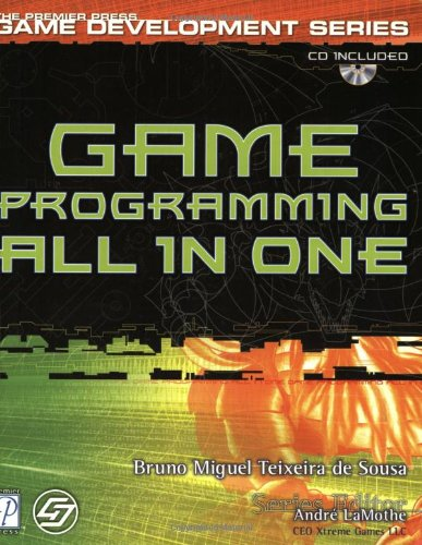 Game Programming All in One (The Premier: Bruno Miguel Teixeira