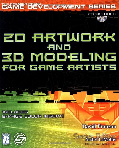 9781931841337: 2D Artwork and 3D Modelling for Game Artists (Premier Press Game Development (Software))