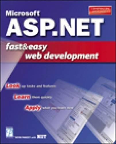 9781931841467: Microsoft ASP.NET Fast & Easy Web Development